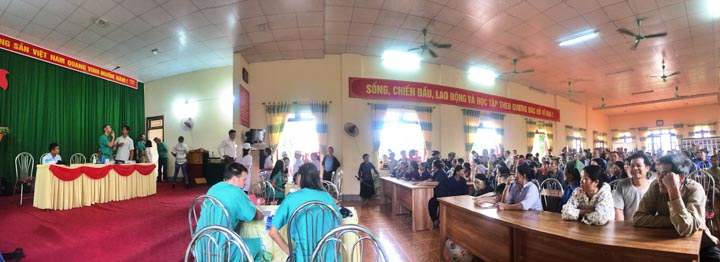 Vietnam Medical Mission - Day 1 Clinic