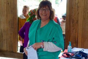 Nursing Mission Trips - Quote from Valerie, RN